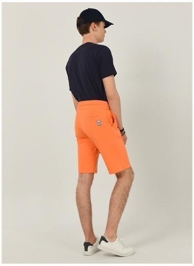 UCLA Ucla Sweat Şort Oranj